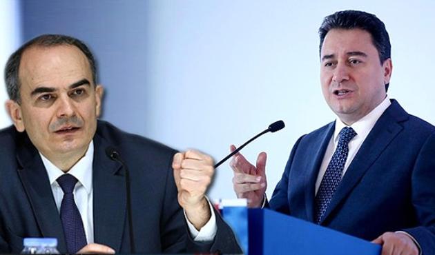 Erdoğan bugün Babacan ve Başçı ile Görüşecek
