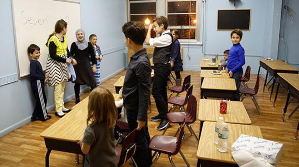 ABD'li Müslümanlar Tatil Kararından Memnun