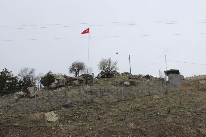 Eğit Donat Projesi Kapsamında Amerikalı Komutan Kırşehir'e Geldi