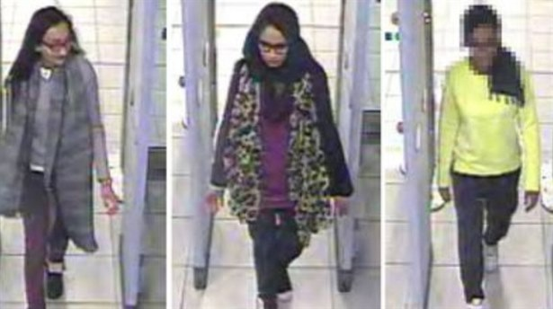 İşte 3 kızı IŞİD'e götüren o ajan