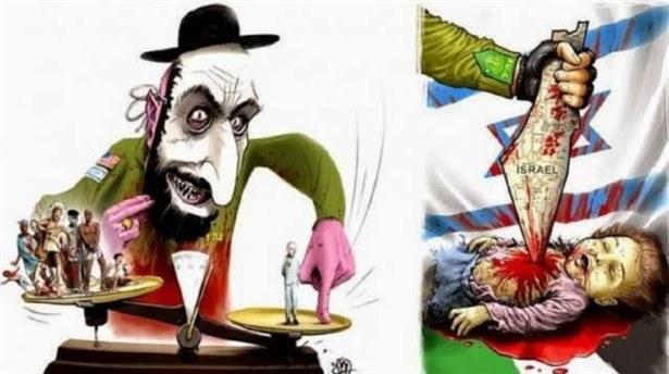 Anti Siyonist Karikatürist Tutuklandı