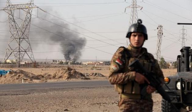 Musul Polisi Savaşa Hazırlanıyor