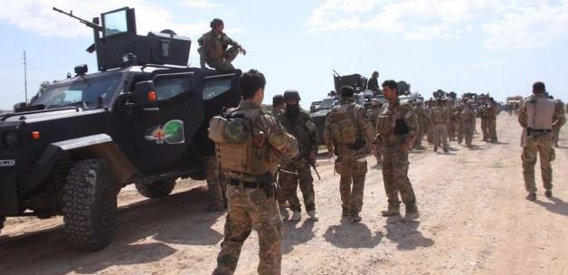 Tikrit'teki IŞİD Operasyonu Durduruldu