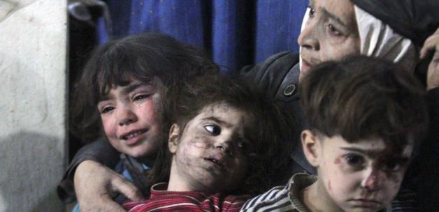 Esed'in klor gazı bir aileyi yok etti
