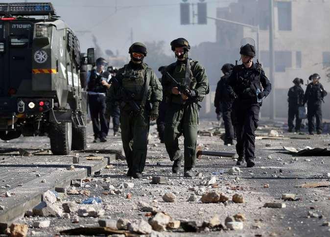 Siyonist Rejim Nekbe Gösterilerine Müdahale Etti
