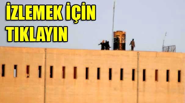 İŞİD Militanları Telsiz Sistemi Kurdu