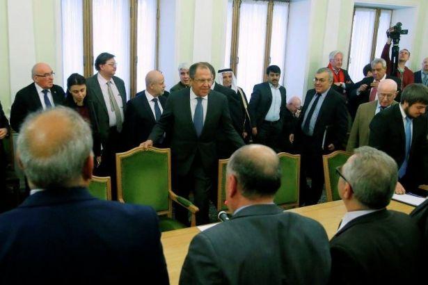 Suriyye Hükümeti ve Muhalefeti Moskova'da Görüşecek