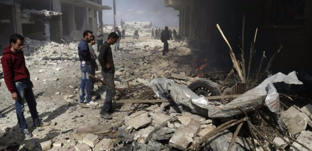 Köy camisinde katliam: 15 ölü
