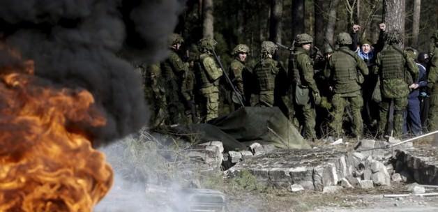 Rusya Kırım'ı Askeri Üs Haline Getirdi