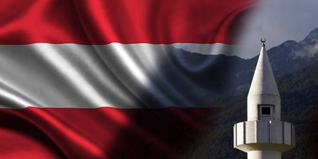 Avusturya'da  İslam Düşmanlığı  Bunu da  Yaptırdı