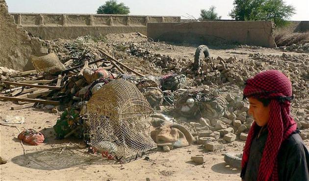 Afganistan'da Top Oynayan Çocuklara Bombalı Saldırı