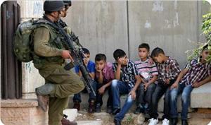 İşgal Güçleri Silvan'da İki Çocuğu Gözaltına Aldı