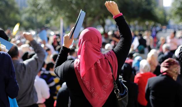 Teksas'taki Yasa Teklifine Müslümanlardan Tepki