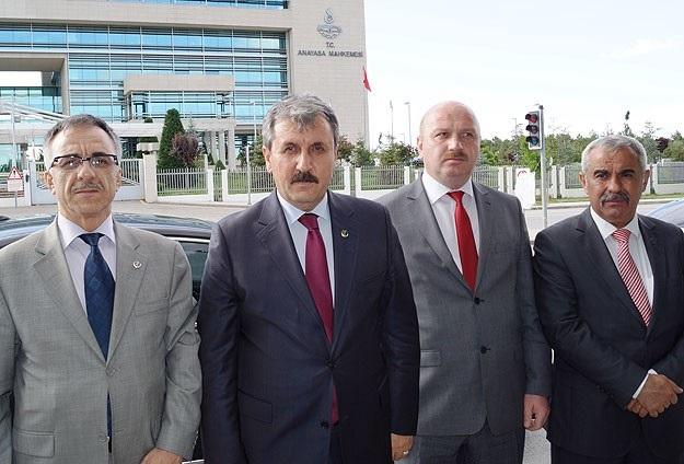 BBP'den MHP ve Saadet'e İttifak Çağrısı