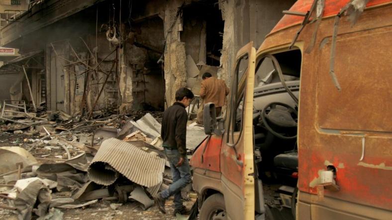 Türk ve Rus Heyetleri  İdlib'i Görüştü