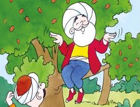 Nasreddin Hoca'yı Ruslar Alıyor