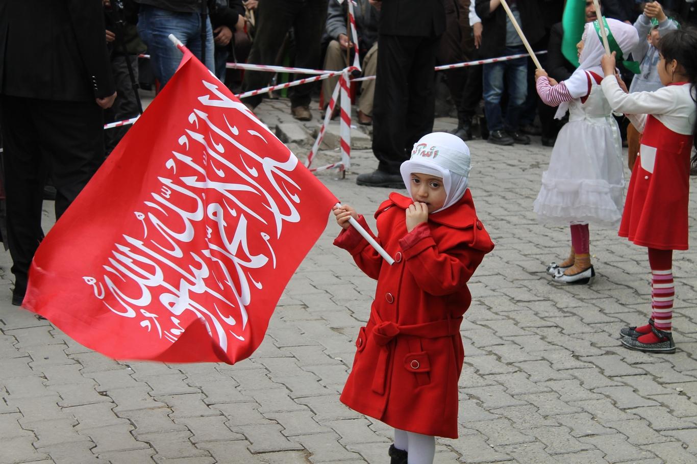 Cizre'de Kutlu Doğum Etkinliği