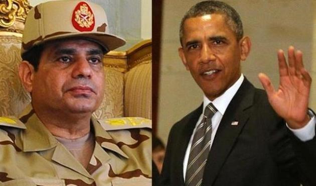 Obama, Mısır'a Askeri Yardımın Önünü Açtı