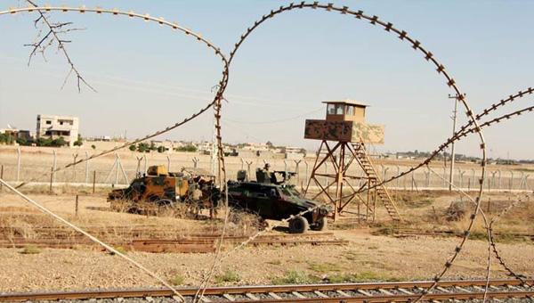Suriye sınırında İngiltere uyruklu 9 kişi yakalandı