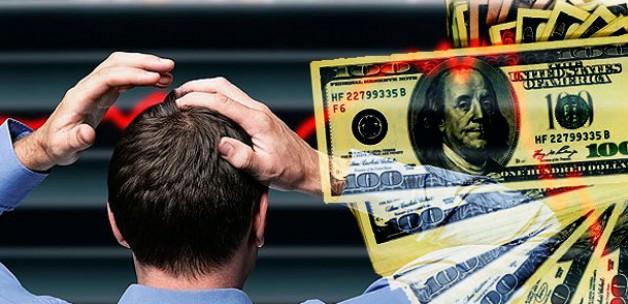 Dolar'dan Haftanın İlk Gününde Yeni Rekor