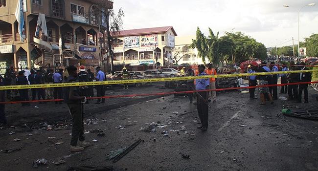 Nijerya'da Otogara intihar Saldırısı