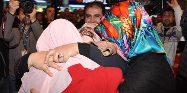 Yemen'deki Türk Vatandaşları İstanbulda
