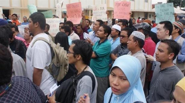 Gözaltındaki 17 Müslüman Öğrenciden Haber Yok