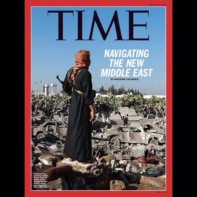 Time'dan PKK'ya Övgü