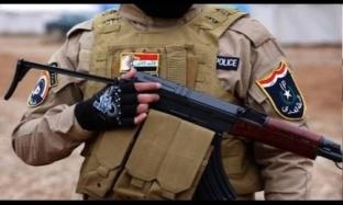 Tıkrit'te Güvenlik Yerel Polise Teslim Edildi