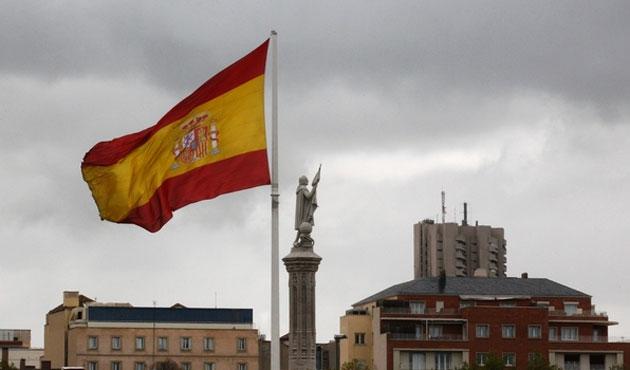 İspanya Karıştı !