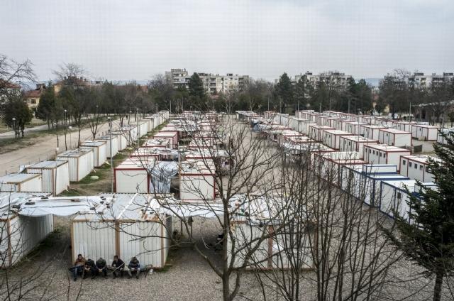 Bulgaristan'dan Türkiye Sınırına Duvar
