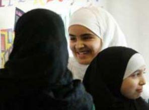 Müslüman Öğrenciler Fişleniyor