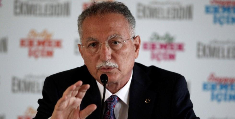 İşte Ekmeleddin İhsanoğlu'nun aday olacağı il ve parti!