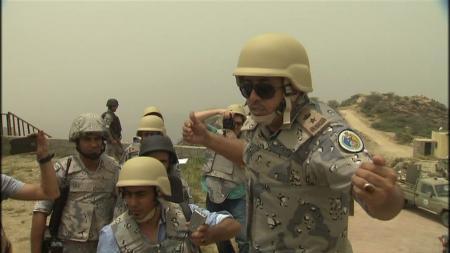 Suudi Binbaşı el-Ahmari: Sınırdaki Askerler, Sıcak Çatışmaya Hazır