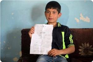 İşgal Güçleri 11 Yaşındaki Filistinli Çocuğu İfade Vermeye Çağırdı