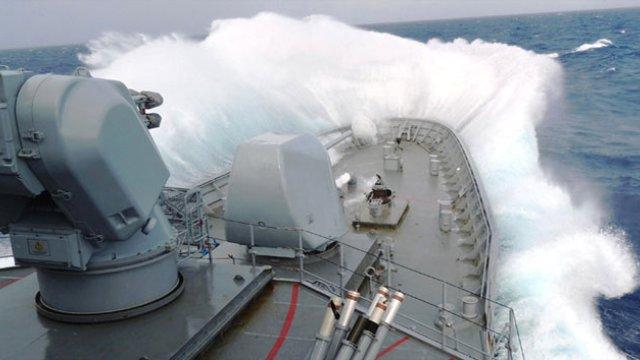 SONDAKİKA İran Aden Körfezine Savaş Gemisi Gönderdi