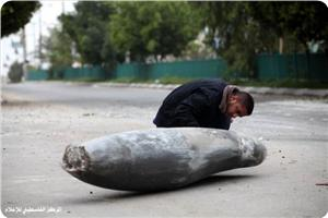 """BM: """"Gazze Şeridi'nde Savaştan Geriye Kalan Patlamamış 7 Bin Cisim Var"""""""