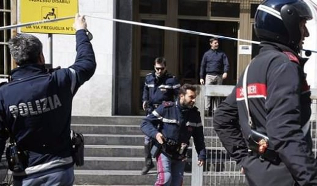 İtalyan Adliyesinde Hakim Cinayeti