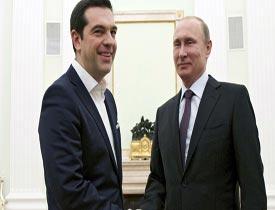 Putin: 'Yunanistan Türk Akımına ilgi Gösteriyor'