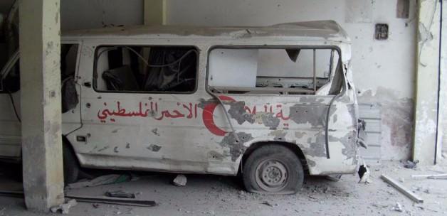 IŞİD Hastaneyi İşgal Etti, Esed Vurdu