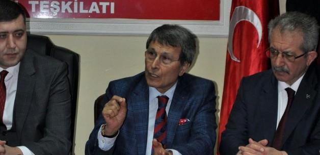 MHP'li Halaçoğlu: Yüzde 41'lere çıkabiliriz!