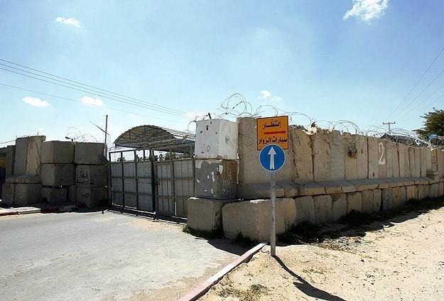 Gazze'nin tekTicari kapısı üç gün Aradan SonraAçıldı