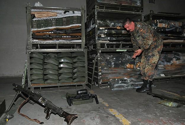 Almanya'dan Peşmergeye yeni silahlar