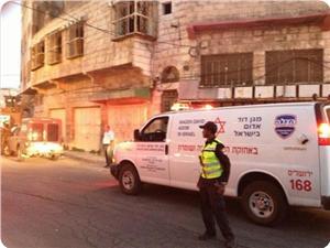Yahudi Yerleşimci Kudüs'te Filistinli Genç Kıza Otomobiliyle Çarpıp Kaçtı