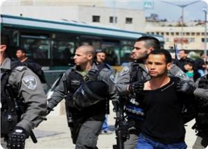 İşgal Güçleri Bu Sabah Kudüs'te Filistinli 8 Genci Gözaltına Aldı