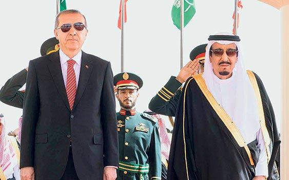 Ankara ve Riyad, Suriye'ye askerî müdahaleyi görüşüyor