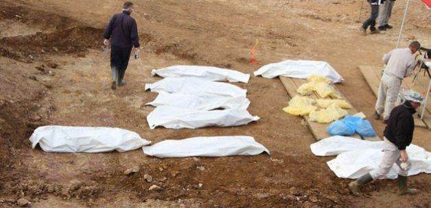 Irak'da Bir Toplu Mezar daha Bulundu: 60 Kişi...