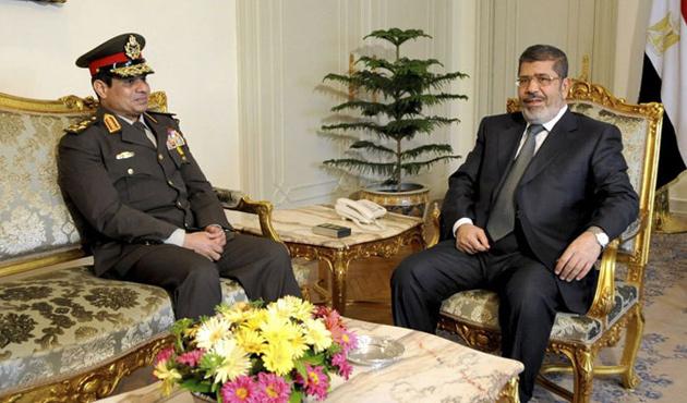 """""""Sisi'nin Projesi"""" Mursi'ninmiş!"""