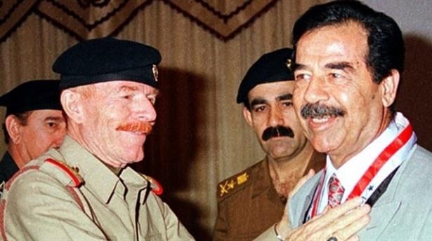 Saddam'ın Yardımcısına DNA  Testi Yapılacak