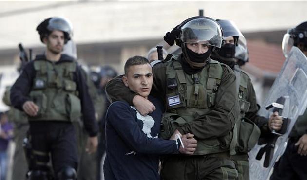 İşgal Güçleri Tulkerem'in Güneyinde Filistinli 4 Çocuğu Gözaltına Aldı